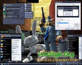 Тема для Windows XP Wmp11