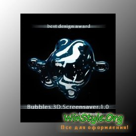 Bubbles 3D Screensaver v1.0