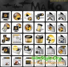 Mako Icons