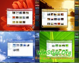Beautidul Vista themes for Xp