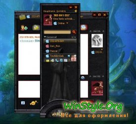 World of Warcraft ICQ 6